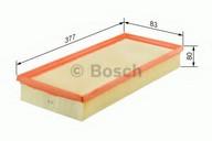 Filtru aer BOSCH F 026 400 051