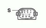 Element de reglaj, faruri BOSCH 0 132 801 141