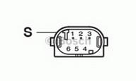 Element de reglaj, faruri BOSCH 0 132 801 143