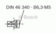 Motor stergator BOSCH F 006 B20 097