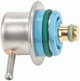 Supapa control,  presiune combustibil BOSCH 0 280 160 587
