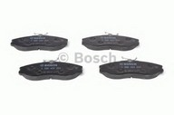 Set placute frana, frana disc BOSCH 0 986 424 204