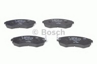 Set placute frana, frana disc BOSCH 0 986 424 215