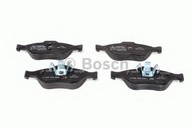Set placute frana, frana disc BOSCH 0 986 424 558