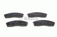 Set placute frana, frana disc BOSCH 0 986 424 714