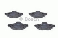 Set placute frana, frana disc BOSCH 0 986 460 968