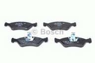 Set placute frana, frana disc BOSCH 0 986 491 900