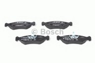 Set placute frana, frana disc BOSCH 0 986 492 020