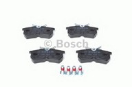 Set placute frana, frana disc BOSCH 0 986 494 011