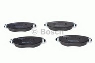 Set placute frana, frana disc BOSCH 0 986 494 026