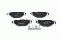 Set placute frana, frana disc BOSCH 0 986 494 046