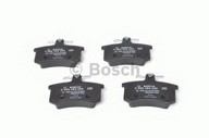 Set placute frana, frana disc BOSCH 0 986 494 059