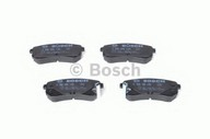 Set placute frana, frana disc BOSCH 0 986 494 145