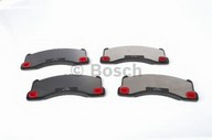 Set placute frana, frana disc BOSCH 0 986 494 206