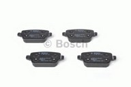 Set placute frana, frana disc BOSCH 0 986 494 214