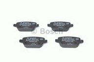 Set placute frana, frana disc BOSCH 0 986 494 247