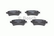 Set placute frana, frana disc BOSCH 0 986 494 248