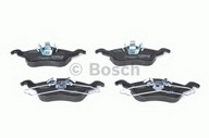 Set placute frana, frana disc BOSCH 0 986 494 284