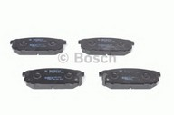 Set placute frana, frana disc BOSCH 0 986 494 388