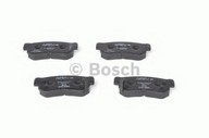Set placute frana, frana disc BOSCH 0 986 494 417