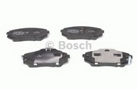 Set placute frana, frana disc BOSCH 0 986 494 422
