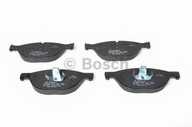 Set placute frana, frana disc BOSCH 0 986 494 429