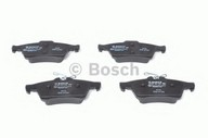 Set placute frana, frana disc BOSCH 0 986 494 528