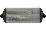 Intercooler, compresor TOPRAN 723 063