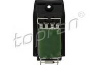 Rezistor, ventilator habitaclu TOPRAN 304 208