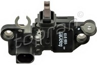 Regulator, alternator TOPRAN 109 919