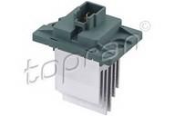Rezistor, ventilator habitaclu TOPRAN 821 200