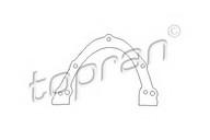 Garnitura etansare, capac(carter motor) TOPRAN 100 193