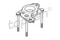 Flansa carburator TOPRAN 101 002