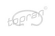 Colier, placa de presiune TOPRAN 101 042