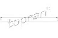 Rulment de presiune, ambreiaj TOPRAN 100 074