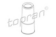 Capac protectie/burduf, amortizor TOPRAN 104 344