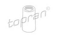 Capac protectie/burduf, amortizor TOPRAN 107 646