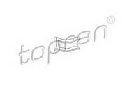 Suport, furtun frana TOPRAN 108 716