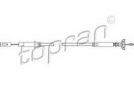 Cablu ambreiaj TOPRAN 102 851