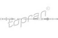 Cablu acceleratie TOPRAN 103 081