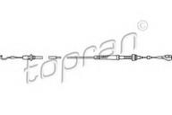 Cablu acceleratie TOPRAN 103 536