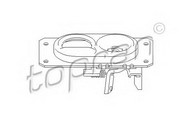 Inchizator capota motor TOPRAN 107 406