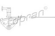 Cablu, capota motor TOPRAN 103 707
