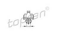 Clips, acoperire decorativa si protectie TOPRAN 111 488