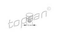 Clips, acoperire decorativa si protectie TOPRAN 111 491