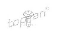 Clips, acoperire decorativa si protectie TOPRAN 103 545