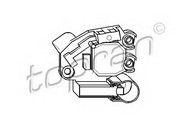 Regulator, alternator TOPRAN 109 918