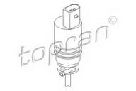 Pompa de apa, spalare parbriz TOPRAN 107 818