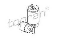 Pompa de apa, spalare parbriz TOPRAN 103 443
