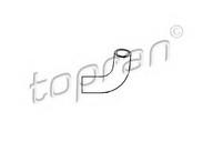Furtun, aerisire bloc motor TOPRAN 206 038